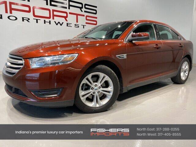 2015 Ford Taurus for sale at Fishers Imports in Fishers IN