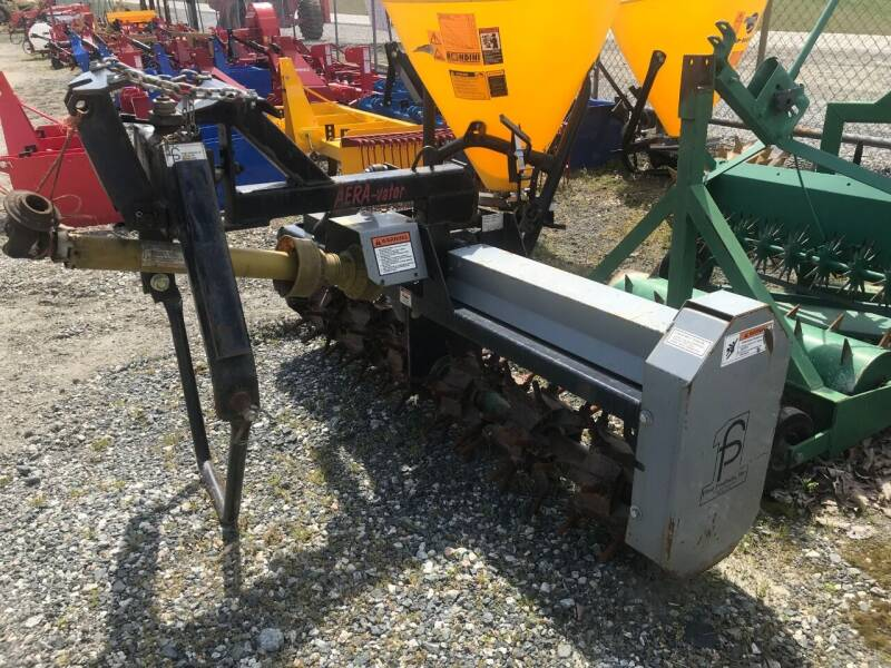2018 Aera-Vator AE-60 for sale at Vehicle Network - Joe's Tractor Sales in Thomasville NC