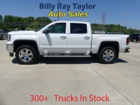 2017 GMC Sierra 1500 for sale at Billy Ray Taylor Auto Sales in Cullman AL