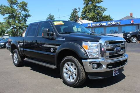 2015 Ford F-350 Super Duty for sale at All American Motors in Tacoma WA