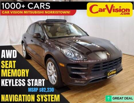 2015 Porsche Macan for sale at Car Vision Buying Center in Norristown PA