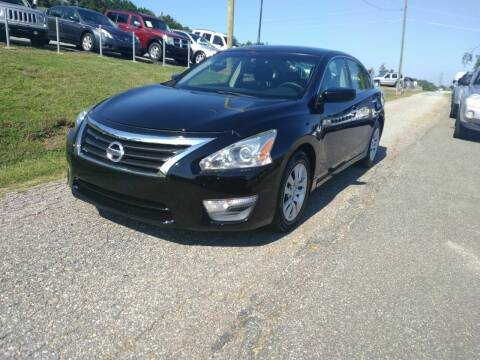 2013 Nissan Altima for sale at Hillside Motors Inc. in Hickory NC