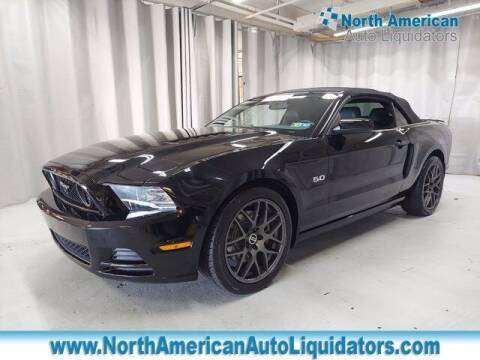 2013 Ford Mustang for sale at North American Auto Liquidators in Essington PA