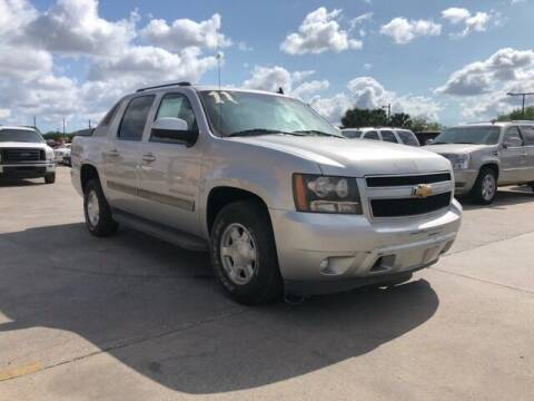 2011 Chevrolet Avalanche for sale at Brownsville Motor Company in Brownsville TX