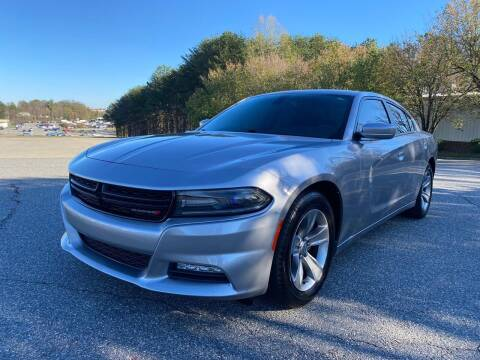 2016 Dodge Charger for sale at Triple A's Motors in Greensboro NC