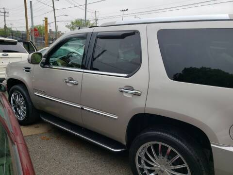 2007 Cadillac Escalade for sale at Jimmys Auto INC in Washington DC
