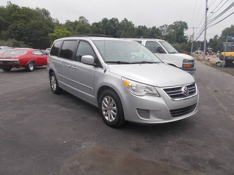 2012 Volkswagen Routan for sale at MATTESON MOTORS in Raynham MA