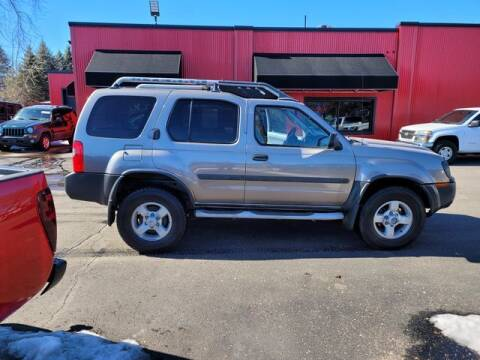 2004 Nissan Xterra for sale at Dandy's Auto Sales in Forest Lake MN