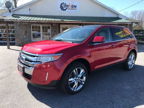 2011 Ford Edge for sale at Driven Pre-Owned in Lenoir NC