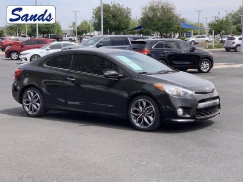 2015 Kia Forte Koup for sale at Sands Chevrolet in Surprise AZ
