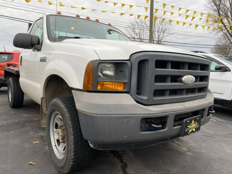 2005 Ford F-250 Super Duty for sale at Auto Exchange in The Plains OH
