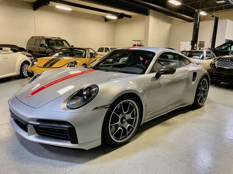 2021 Porsche 911 for sale at Motorgroup LLC in Scottsdale AZ