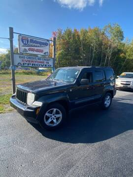 2009 Jeep Liberty for sale at ROUTE 11 MOTOR SPORTS in Central Square NY