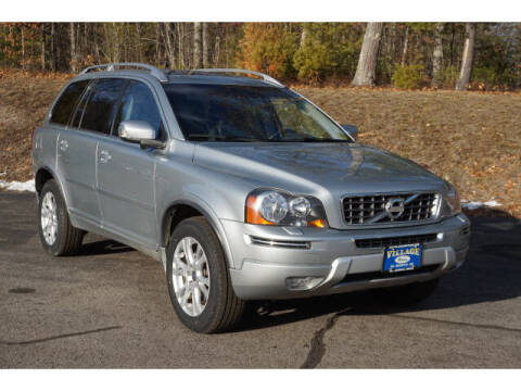 2013 Volvo XC90 for sale at VILLAGE MOTORS in South Berwick ME