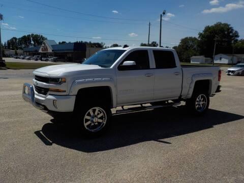 2016 Chevrolet Silverado 1500 for sale at Young's Motor Company Inc. in Benson NC