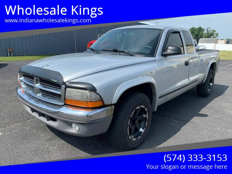 2003 Dodge Dakota for sale at Wholesale Kings in Elkhart IN