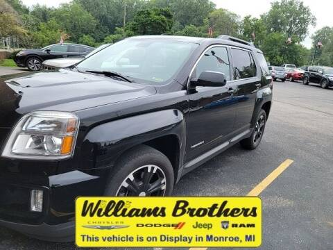 2017 GMC Terrain for sale at Williams Brothers - Pre-Owned Monroe in Monroe MI