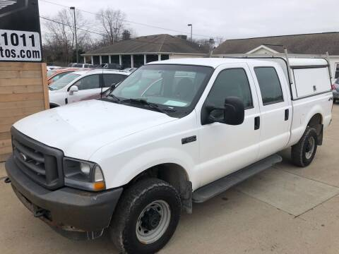 2003 Ford F-250 Super Duty for sale at CarNation Auto Group in Alliance OH