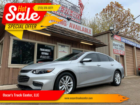 2018 Chevrolet Malibu for sale at Oscar's Truck Center, LLC in Houston TX