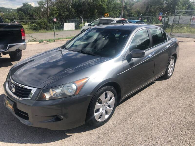 2008 Honda Accord for sale at Central Automotive in Kerrville TX