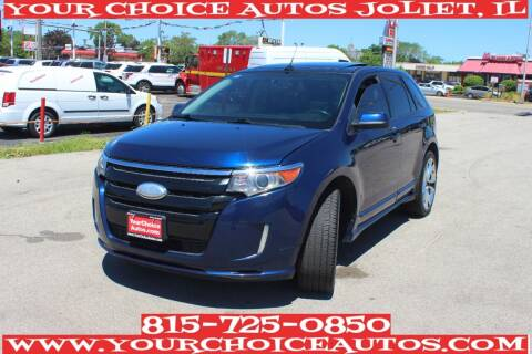2012 Ford Edge for sale at Your Choice Autos - Joliet in Joliet IL