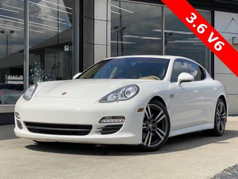 2012 Porsche Panamera for sale at Carmel Motors in Indianapolis IN