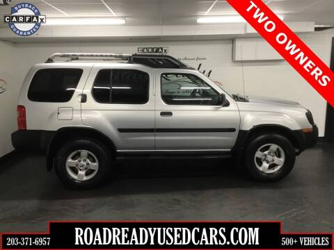 2004 Nissan Xterra for sale at Road Ready Used Cars in Ansonia CT