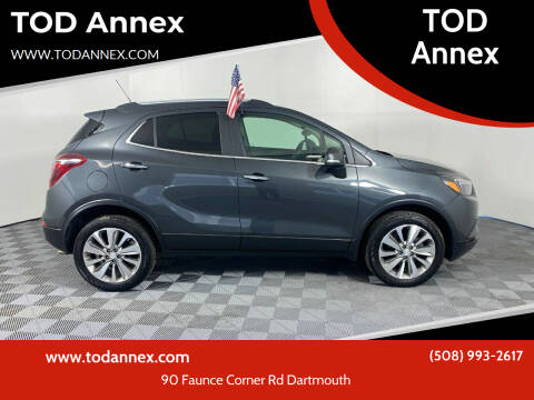 2017 Buick Encore for sale at TOD Annex in North Dartmouth MA