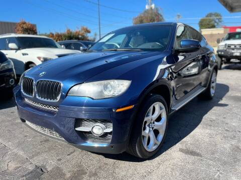 2012 BMW X6 for sale at Magic Motors Inc. in Snellville GA