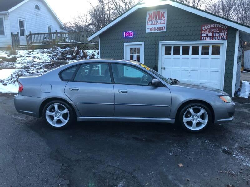 2008 Subaru Legacy for sale at KMK Motors in Latham NY