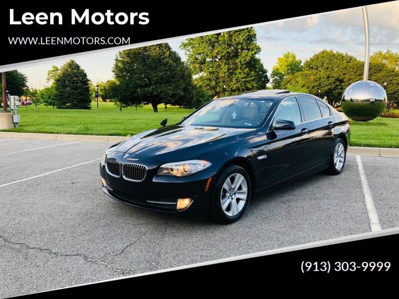 2011 BMW 5 Series for sale in Merriam, KS