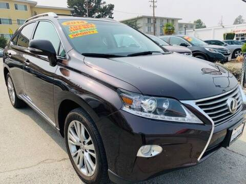 2014 Lexus RX 350 for sale at San Mateo Auto Sales in San Mateo CA