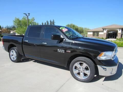 2015 RAM Ram Pickup 1500 for sale at Repeat Auto Sales Inc. in Manteca CA