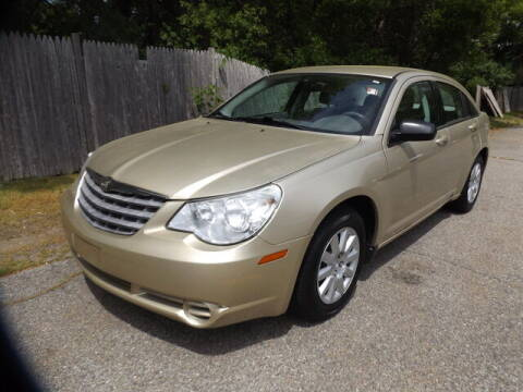 2010 Chrysler Sebring for sale at Wayland Automotive in Wayland MA