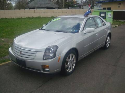 2007 Cadillac CTS for sale at MOTORAMA INC in Detroit MI