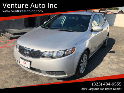 2011 Kia Forte5 for sale at Venture Auto Inc in South Gate CA