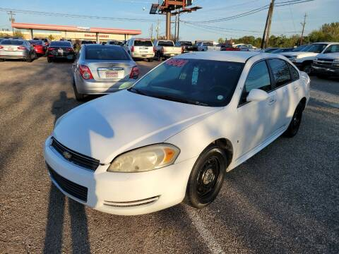 2010 Chevrolet Impala for sale at 2nd Chance Auto Sales in Montgomery AL