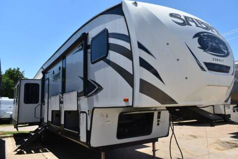 2022 Forest River Sabre Cobalt 36MB for sale at Buy Here Pay Here RV in Burleson TX