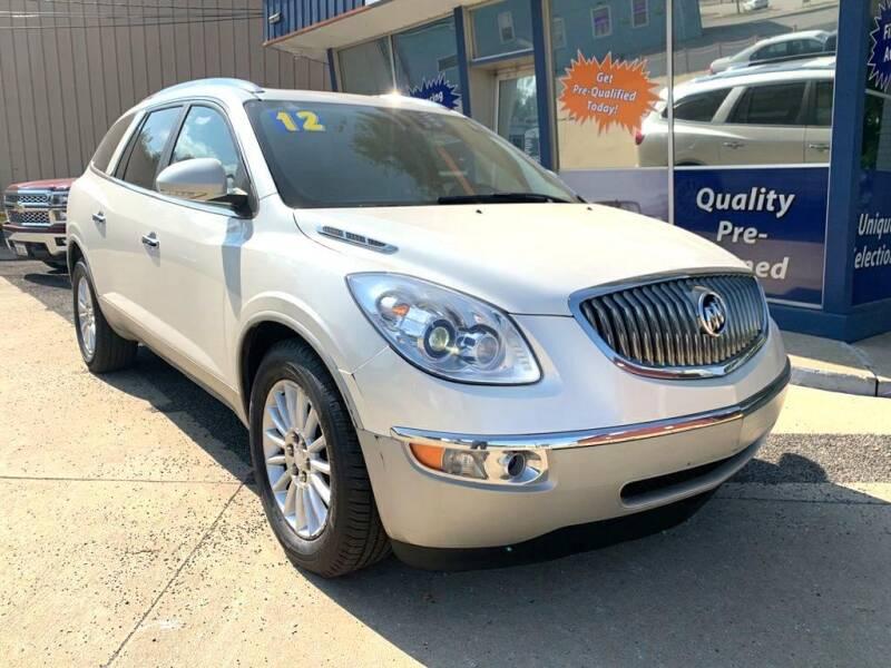 2012 Buick Enclave for sale at Carsko Auto Sales in Bartonville IL