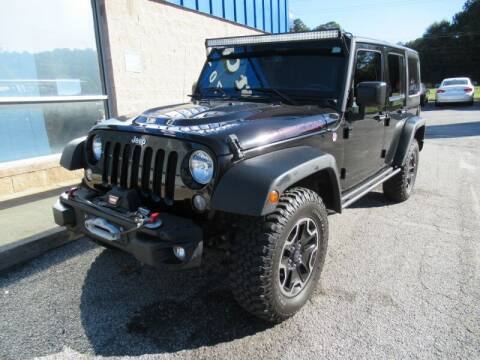 2016 Jeep Wrangler Unlimited for sale at Southern Auto Solutions - Georgia Car Finder - Southern Auto Solutions - 1st Choice Autos in Marietta GA