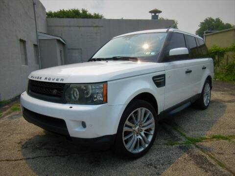 2011 Land Rover Range Rover Sport for sale at New Concept Auto Exchange in Glenolden PA