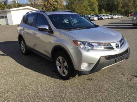 2015 Toyota RAV4 for sale at Techno Motors in Danbury CT