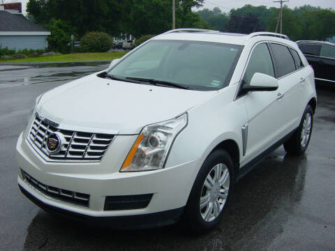 2014 Cadillac SRX for sale at North South Motorcars in Seabrook NH