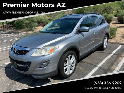 2011 Mazda CX-9 for sale at Premier Motors AZ in Phoenix AZ