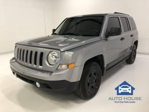 2015 Jeep Patriot for sale at AUTO HOUSE PHOENIX in Peoria AZ