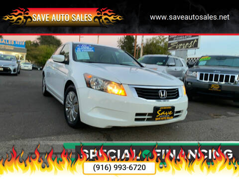 2010 Honda Accord for sale at Save Auto Sales in Sacramento CA