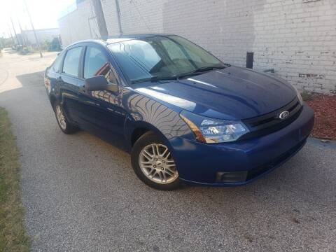 2009 Ford Focus for sale at Some Auto Sales in Hammond IN