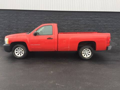 2009 Chevrolet Silverado 1500 for sale at Cj king of car loans/JJ's Best Auto Sales in Troy MI