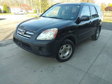 2006 Honda CR-V for sale at John's Auto Sales & Service Inc in Waterloo NY