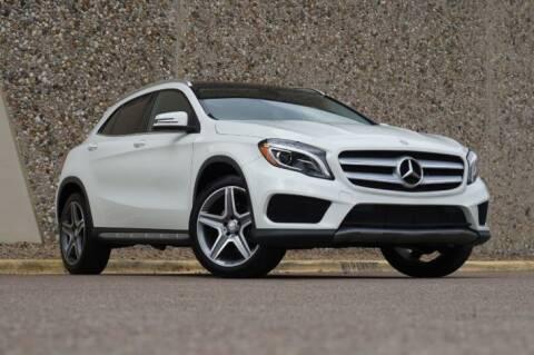 2015 Mercedes-Benz GLA for sale at Dallas Auto Finance in Dallas TX